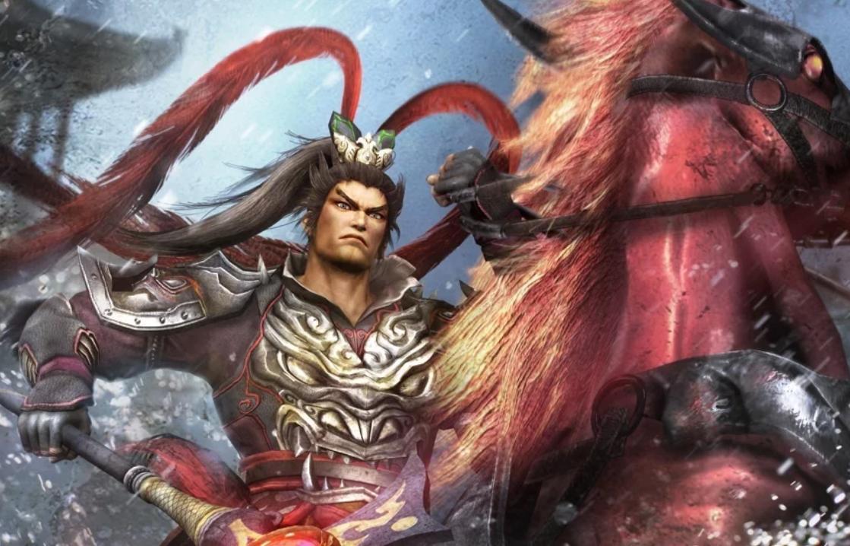 Dynasty Warriors Switch