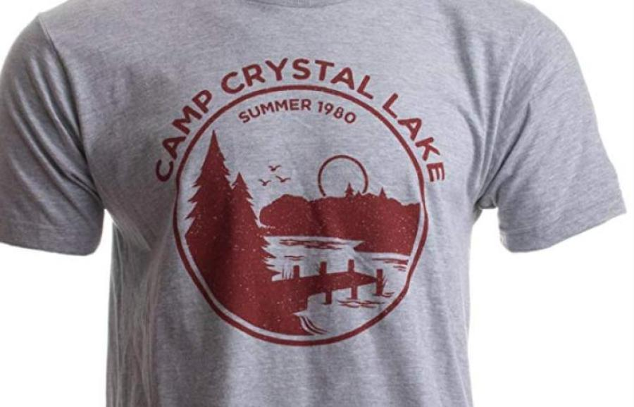 Friday The 13th Camp Crystal Lake shirt