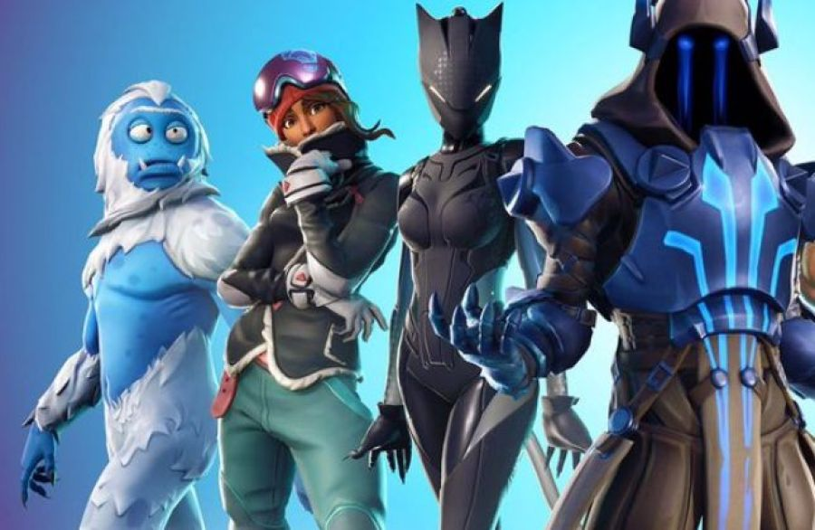 battle pass tiers - fortnite skins season 7