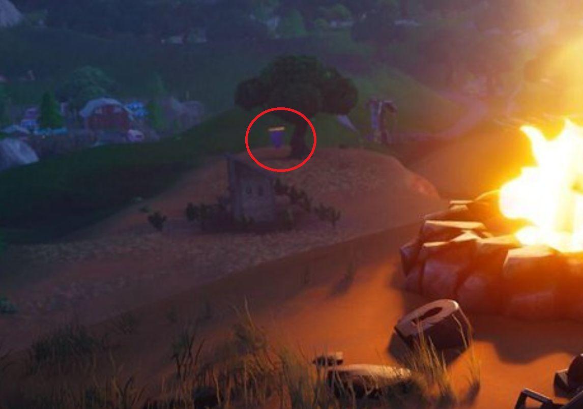 Fortnite Season 7 Week 10 Loading Screen Battle Star Revealed