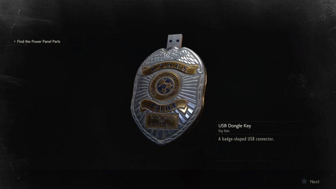 Resident Evil 2 stars badge