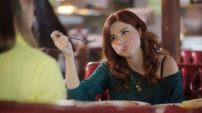 you're the worst the one thing we don't talk about aya cash