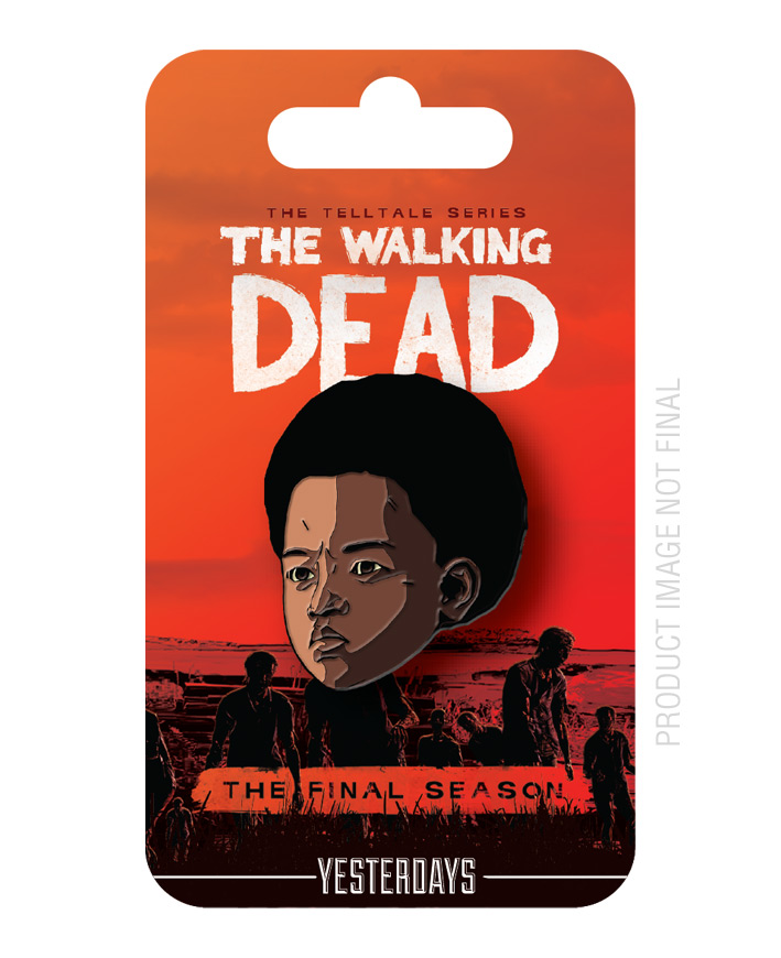 The Walking Dead Collector's Pack