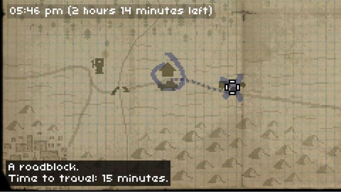 Don't Escape game 2