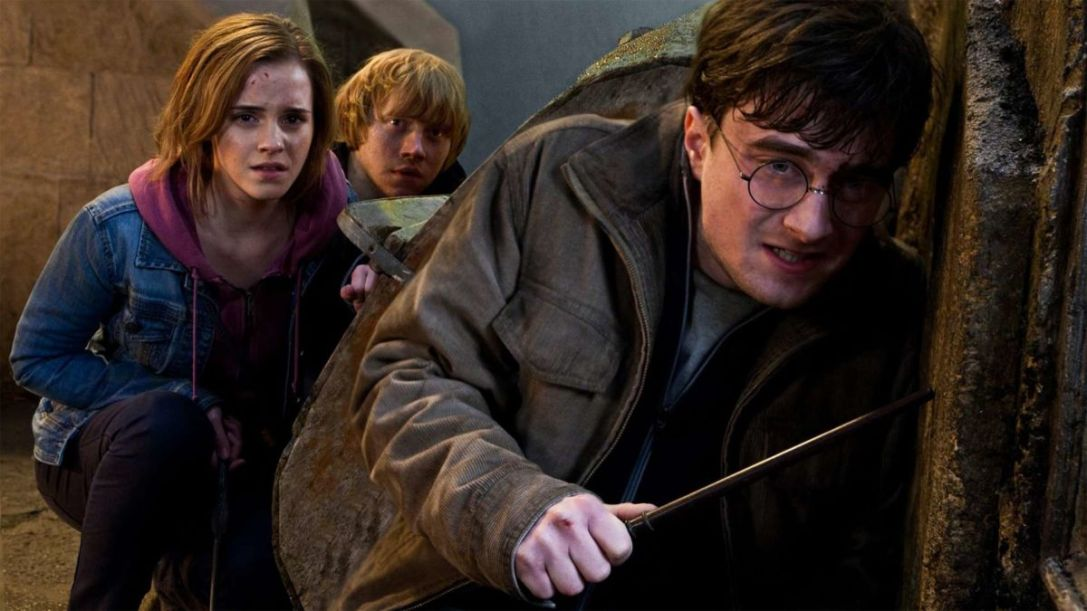 Deathly Hallows - Part 2