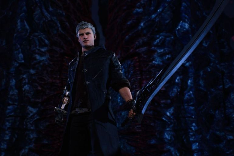 Devil may Cry 5 nero