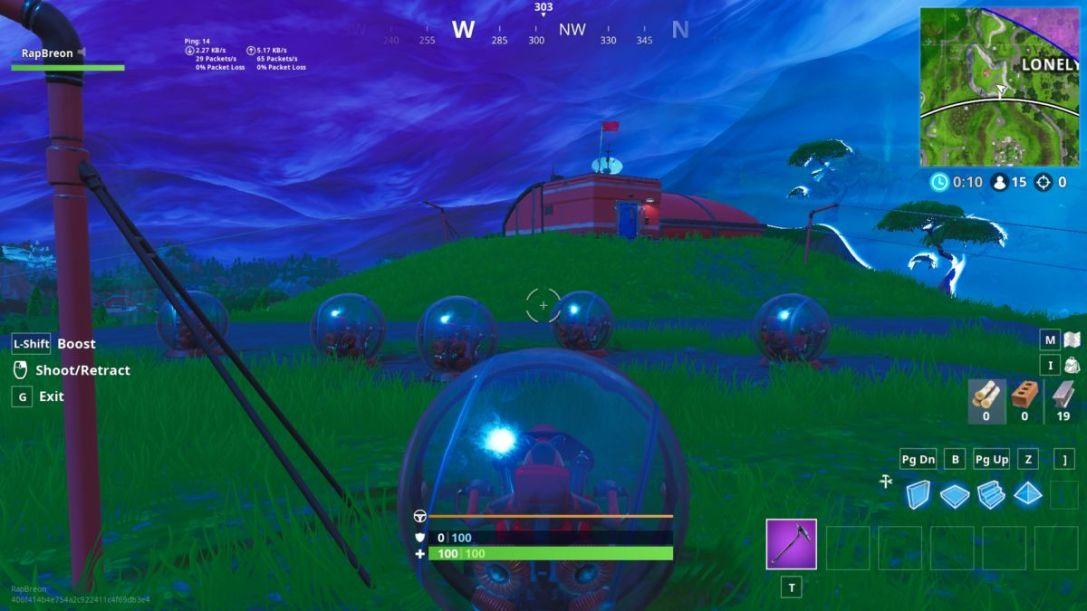 Fortnite Baller 9