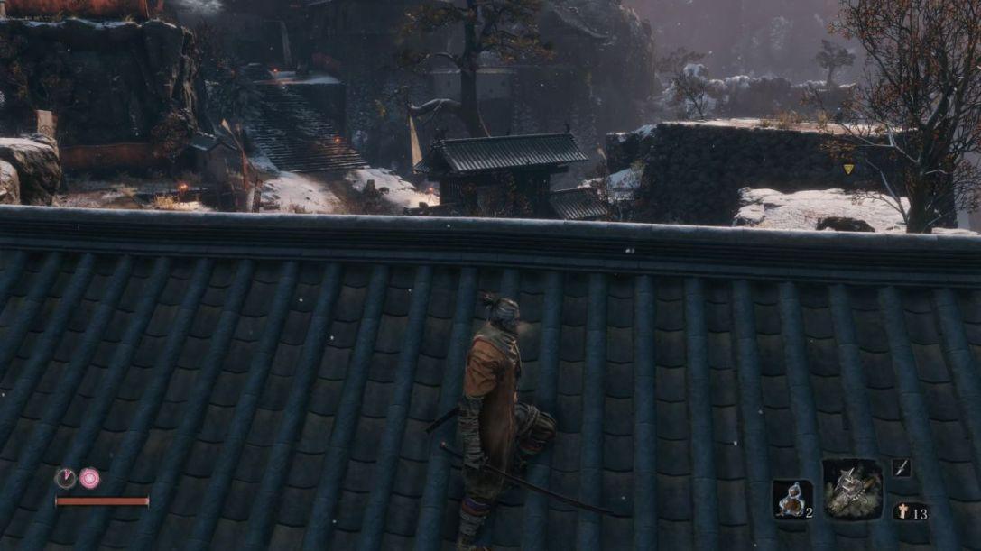 Sekiro Chained Ogre