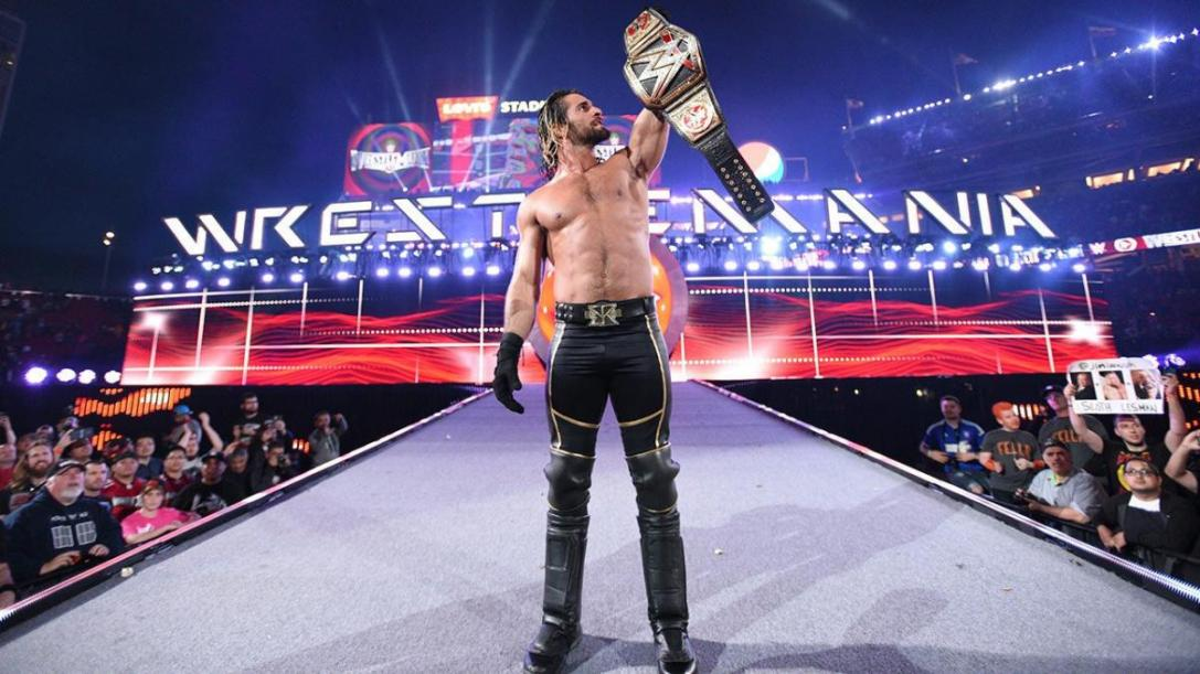 Seth Rollins WrestleMania 31