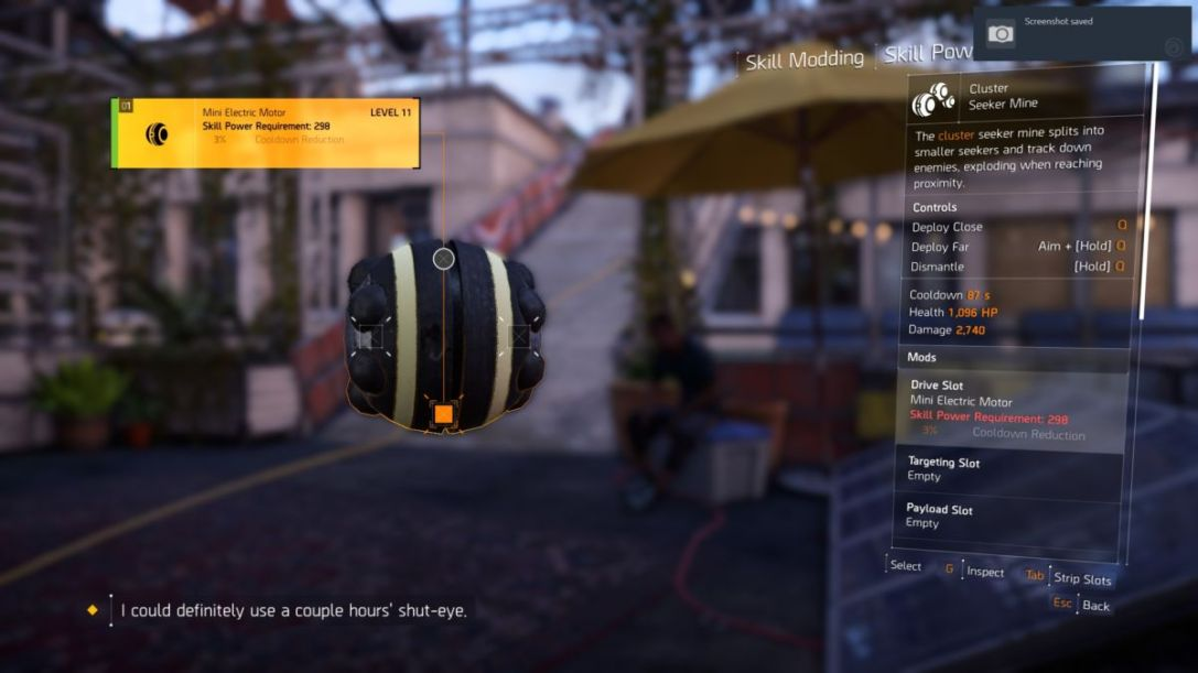 The Division 2 Mods Guide: How To Craft Mods, Skill Power & More