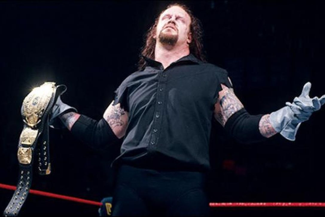 The Undertaker vs. Sycho Sid