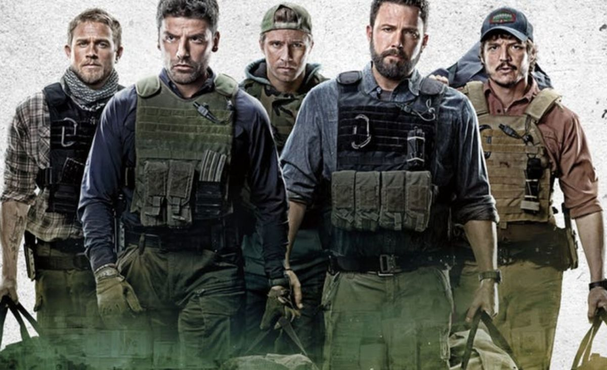 Triple Frontier movie