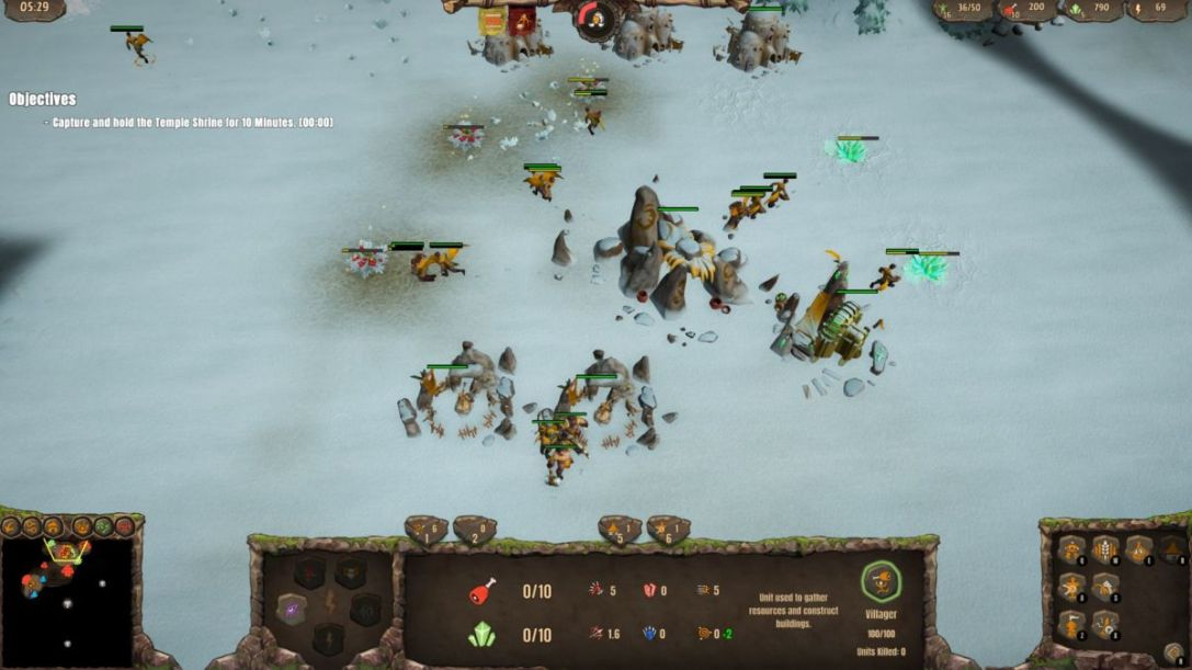Warparty review 1