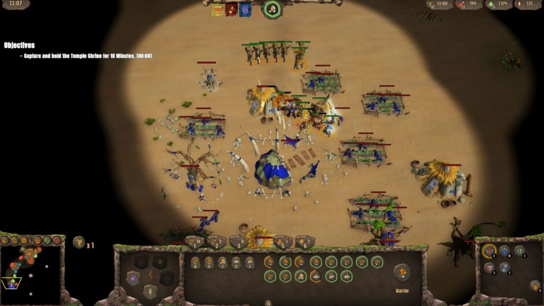 Warparty (PC) REVIEW - A Little Too Primitive | Cultured