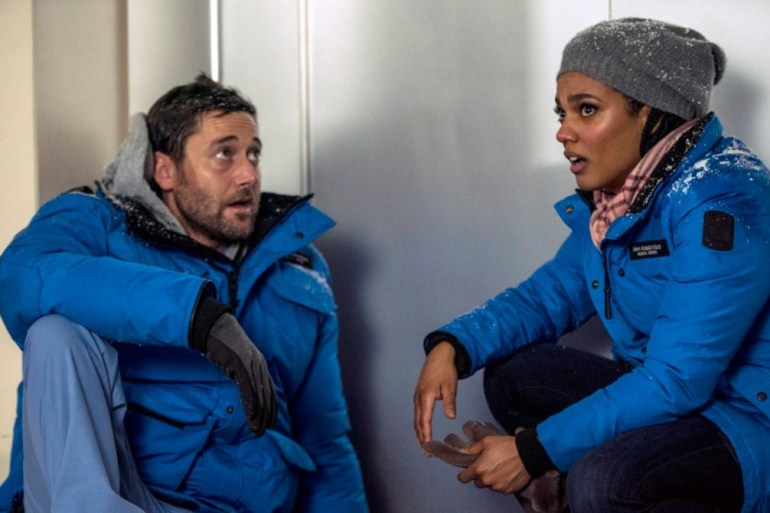 new amsterdam king of swords ryan eggold freema agyeman