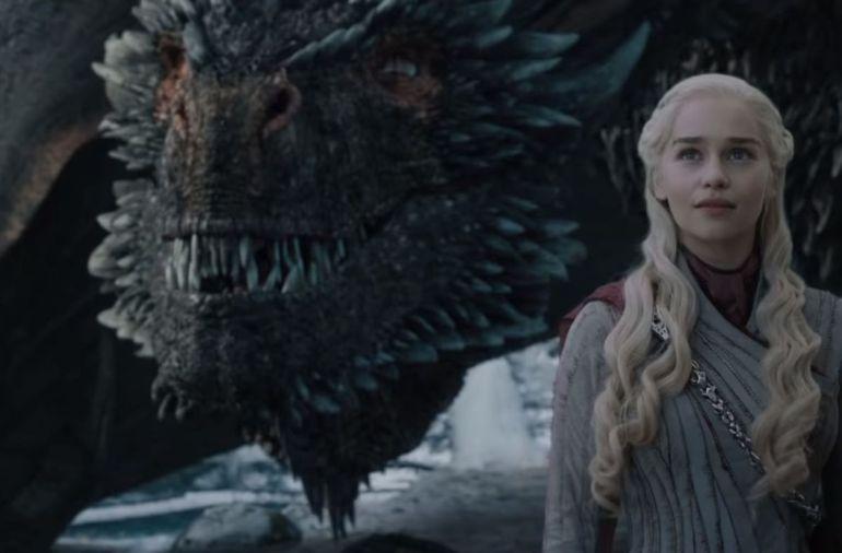 Game of Thrones Season 8 Episode 4 Trailer Reveals Rhaegal