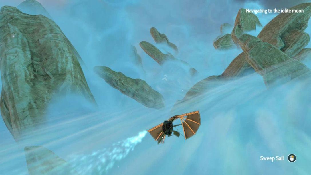 Heaven's Vault review 6
