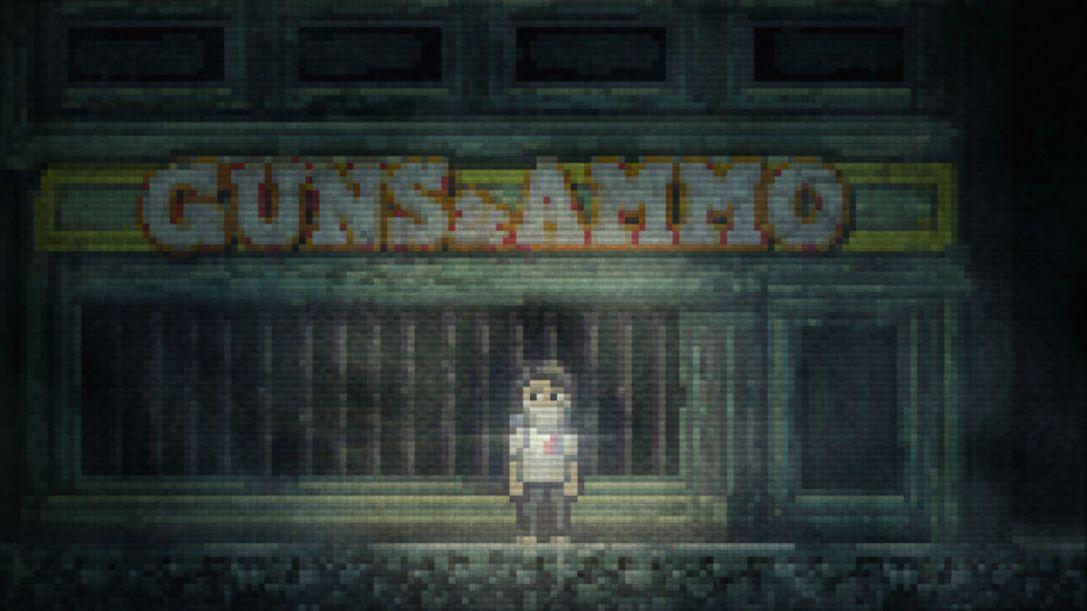 Lone Survivor game