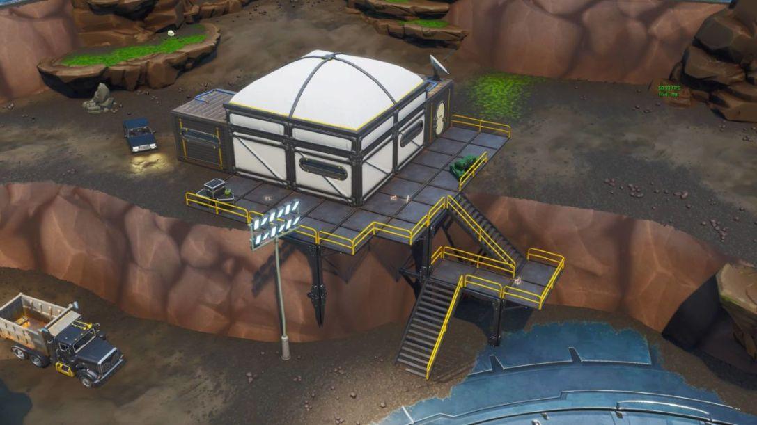 Loot Lake Bunker 1