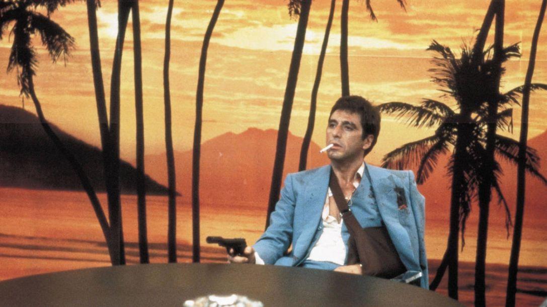 Scarface 80s movie
