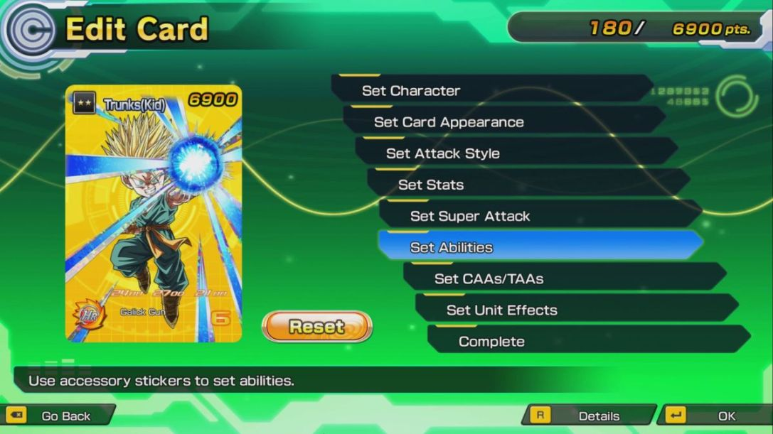 Super Dragon Ball Heroes: World Mission (PC) REVIEW - Still