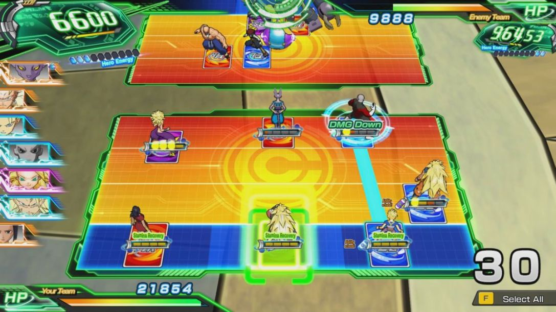 Super Dragon Ball Heroes World Mission review 4