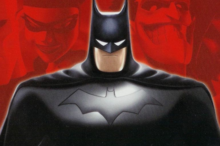 Batman Vengeance game