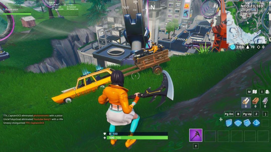 Driftboard spawn locations 1