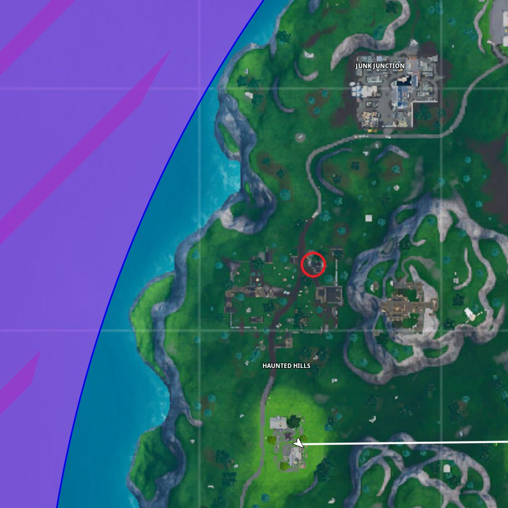 Fortbyte Haunted Hills