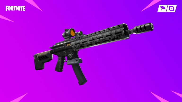 Fortnite patch notes: What's new in update 9.01, including the new Tactical Assault Rifle