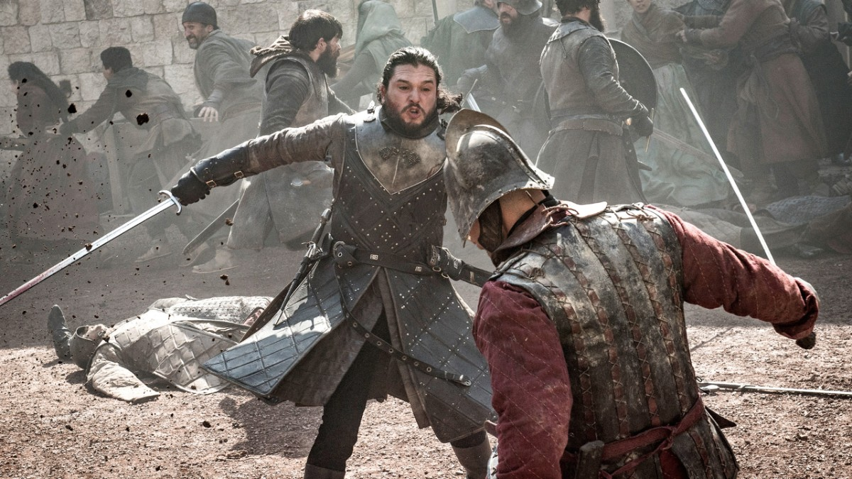 Game Of Thrones Season 1 Episode 5 The Wolf and the Lion