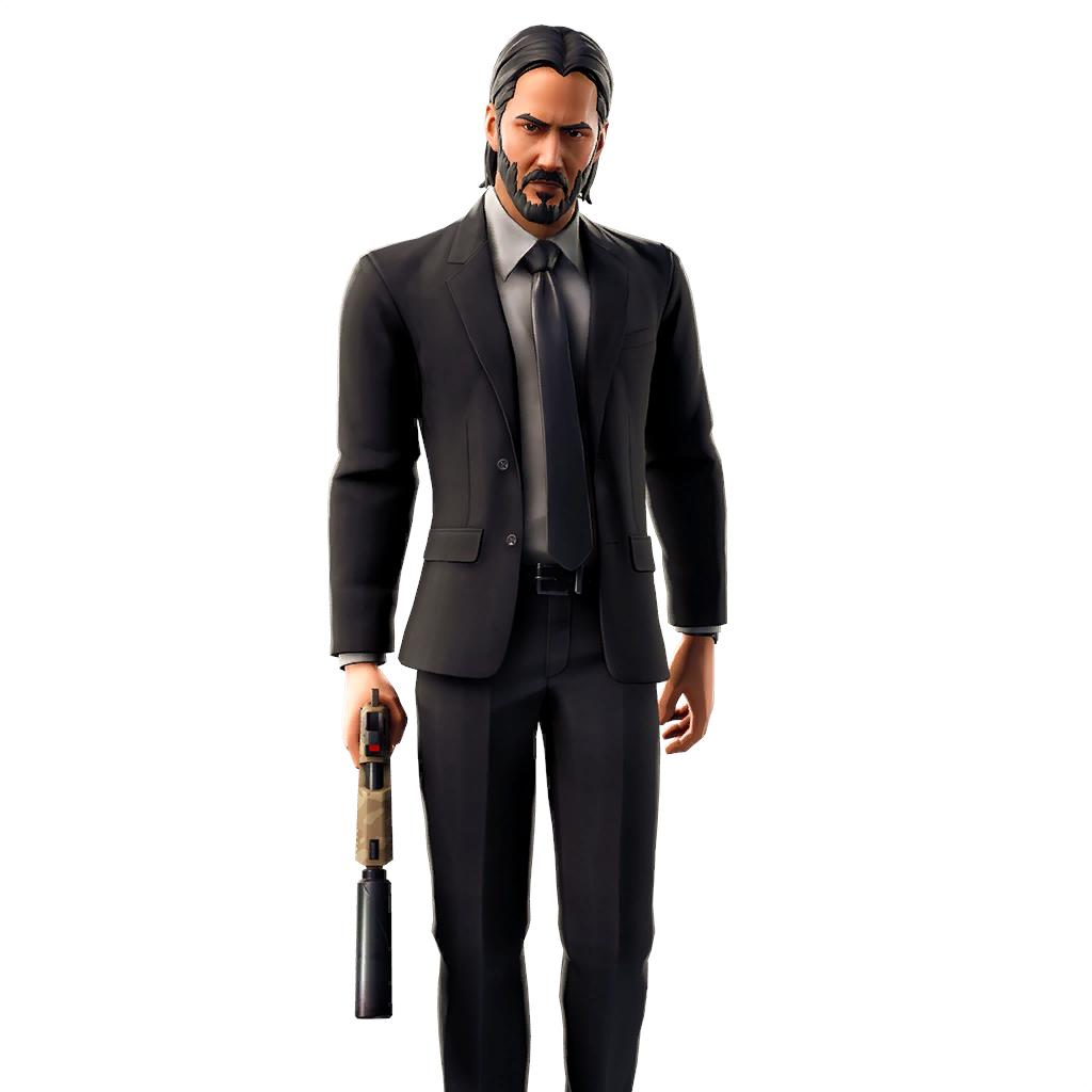 John Wick Fortnite 1