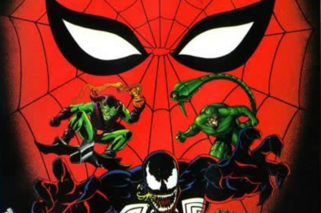 Spider-Man The Animated Series game