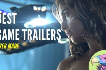 Best game trailers