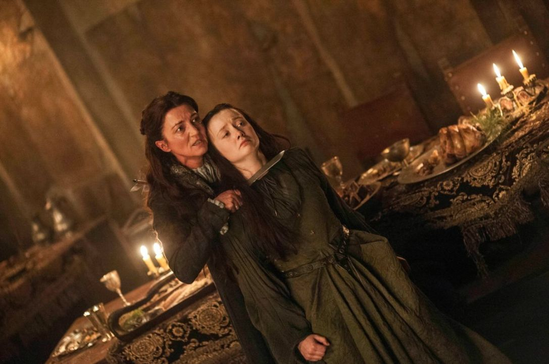 game of thrones michelle fairley death
