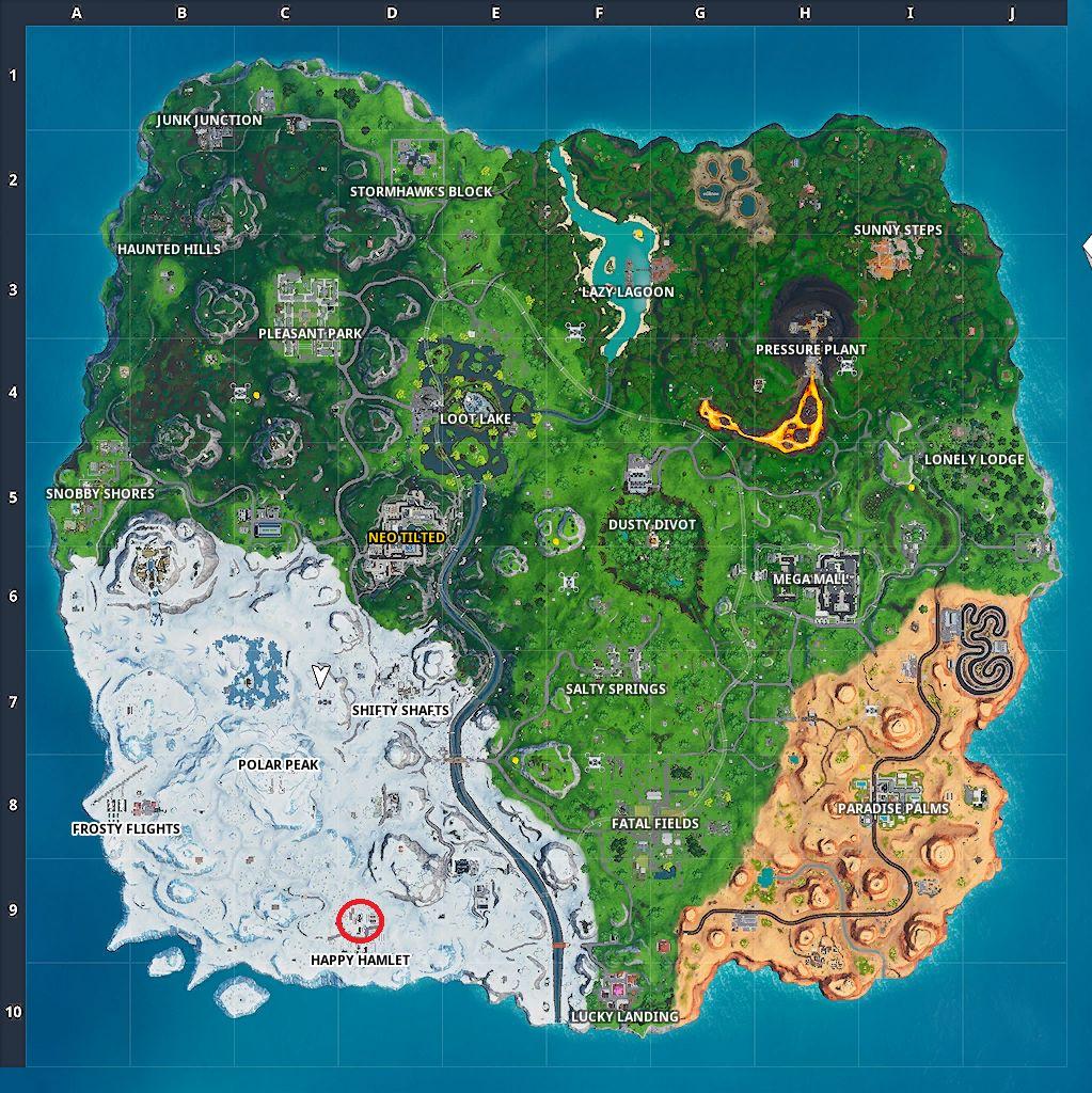 60 map