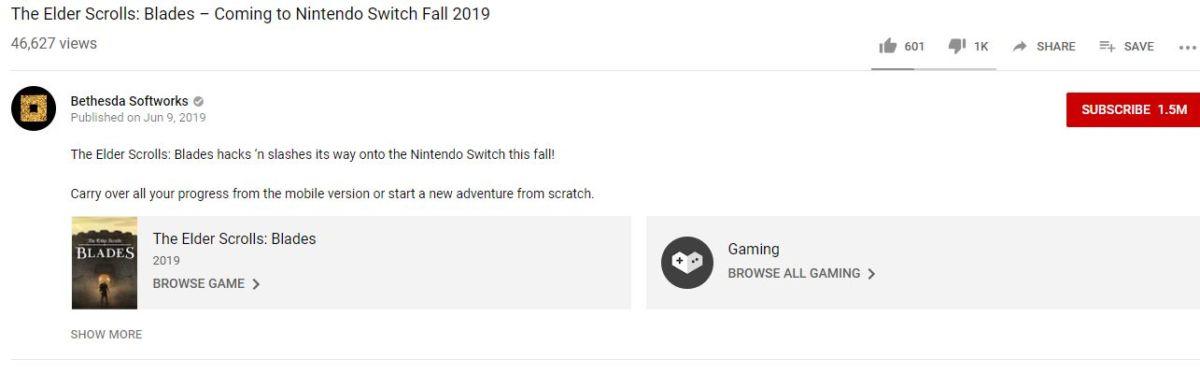 Bethesda's E3 2019 Crowd Sure Was