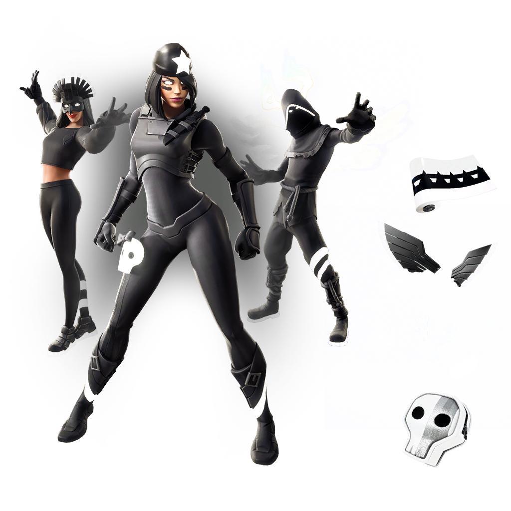 Fortnite Shadow Legends Pack Revealed | Cultured Vultures