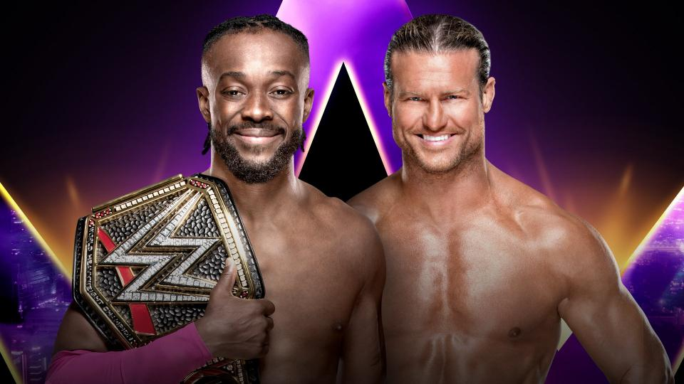 SSD Kofi Kingston vs Dolph Ziggler