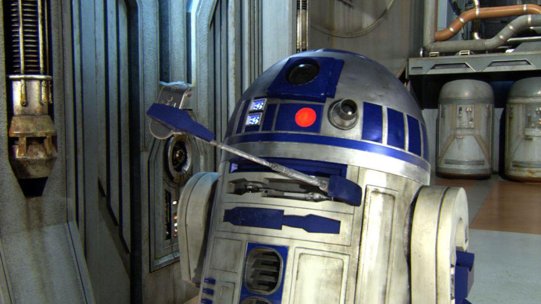 R2-D2 – Star Wars