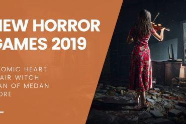 New Horror Games 2019