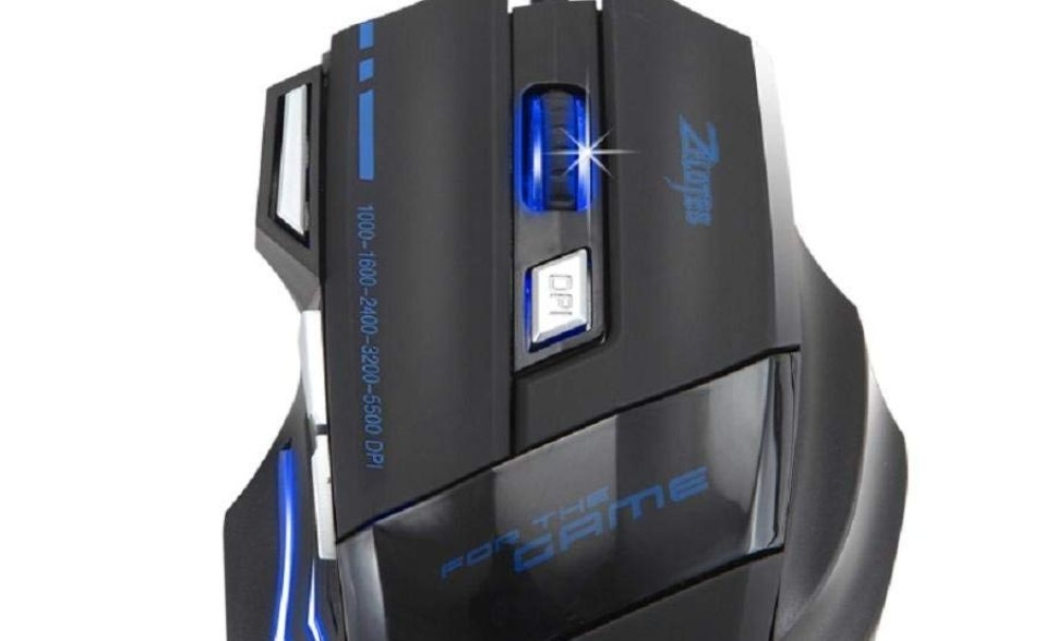 Zelotes Optical Gaming Mouse