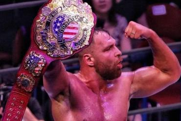 Jon Moxley US Champion