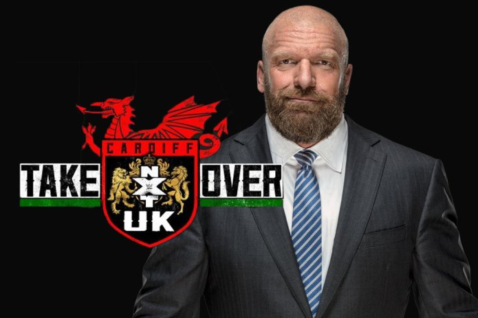 NXT Takeover Cardiff