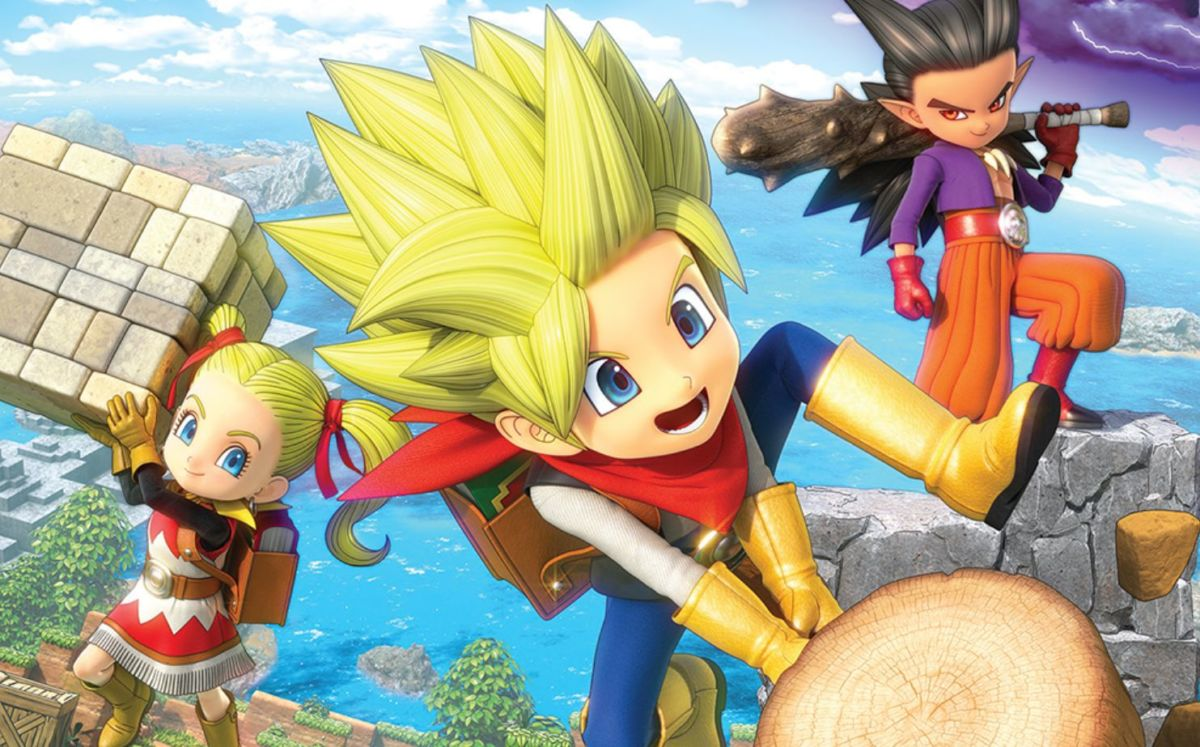 Dragon Quest Builders 2 Monster Recruitment Guide: Dragon Quest Builders 2 (Switch) REVIEW
