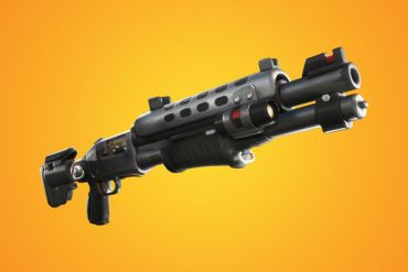 Tactical Shotgun Legendary