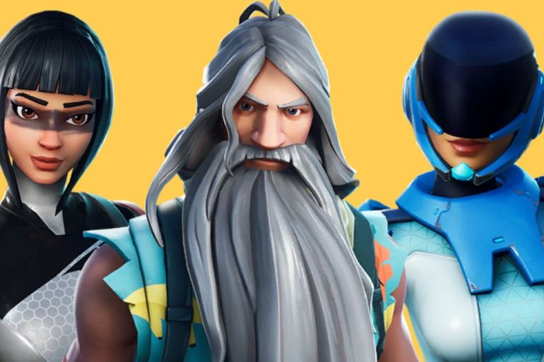 Fortnite v9.40 leaked skins