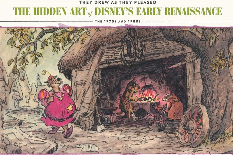 disney's early renaissance