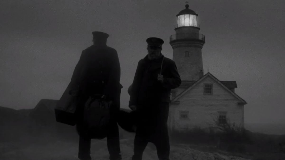 More Black-and-White Weirdness Unfolds in New 'The Lighthouse' Trailer