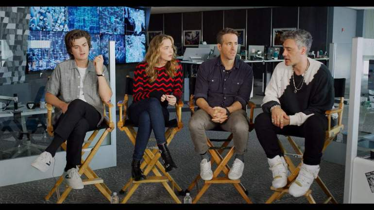 Ryan Reynolds Releases Cast Video For New Movie Free Guy Cultured Vultures
